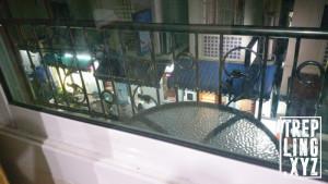 Balkon berview layanan pijat