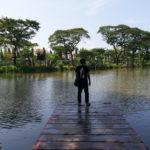 Wisata Alam Kebun Bibit Wonorejo Surabaya