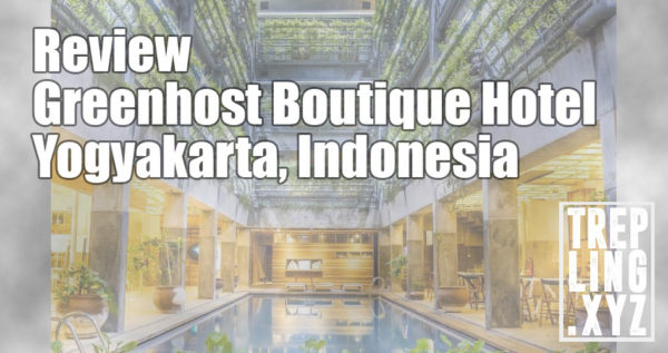 Review Greenhost Boutique Hotel, Yogyakarta
