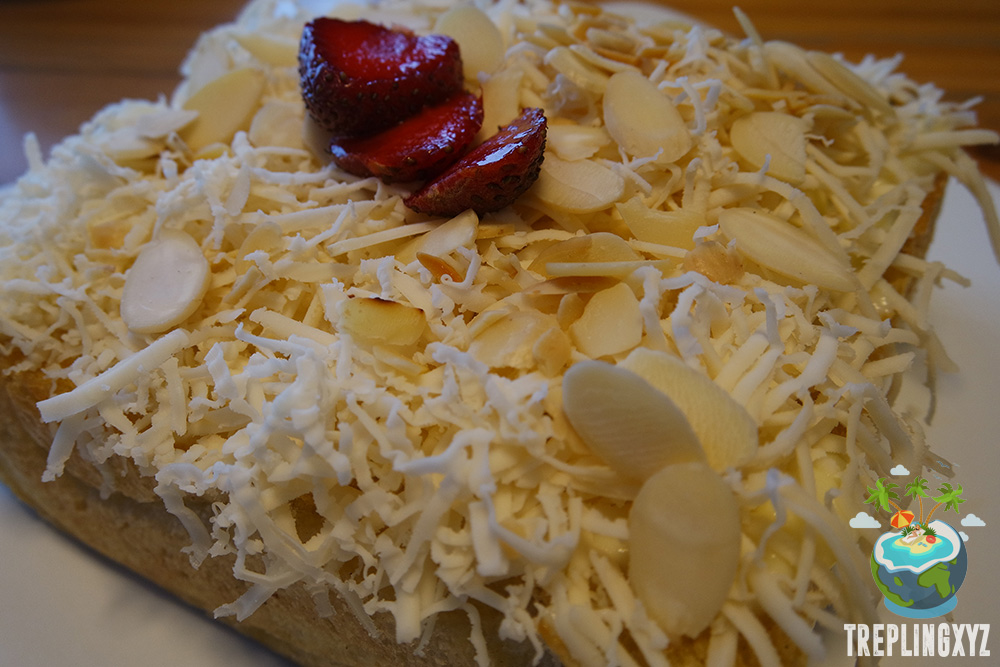 Almond Cheese Bread