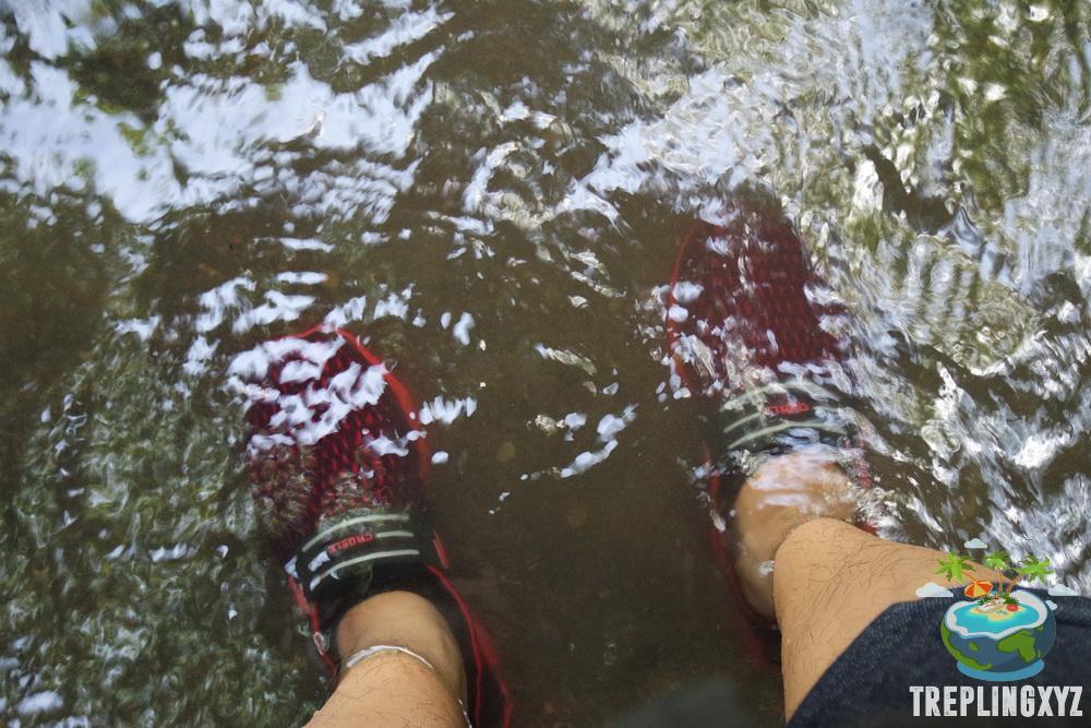 Air yang tak jernih