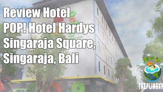 Review POP! Hotel Hardys Singaraja Square, Singaraja, Bali