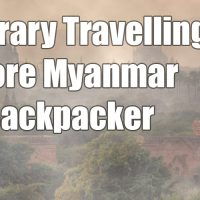 itinerary backpacking myanmar
