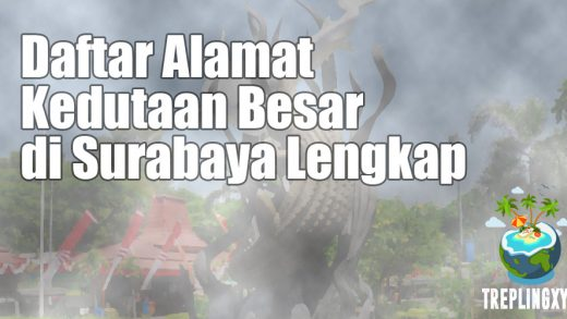 alamat kedubes surabaya