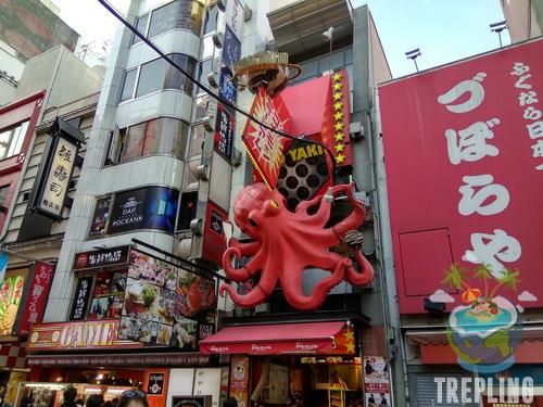 Itinerary Osaka 4 Hari 3 Malam Ala Backpacker - Cuma Sejutaan!