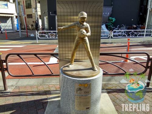 genzo wakabayashi statue 7