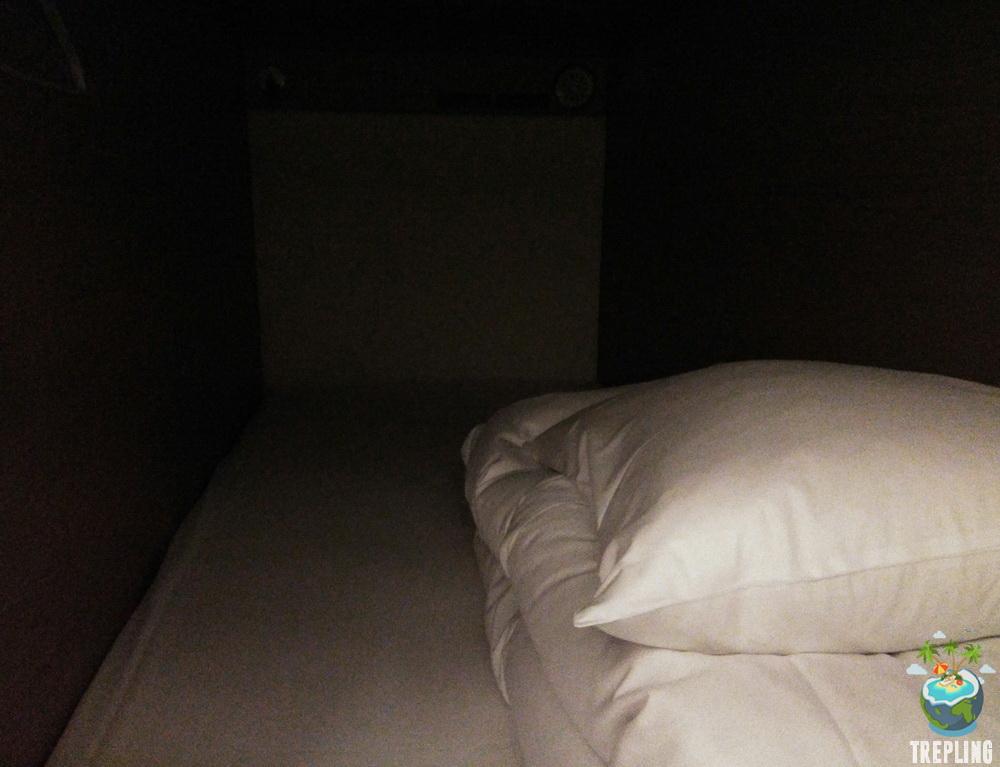 Review Hostel GRIDS Akihabara Tokyo