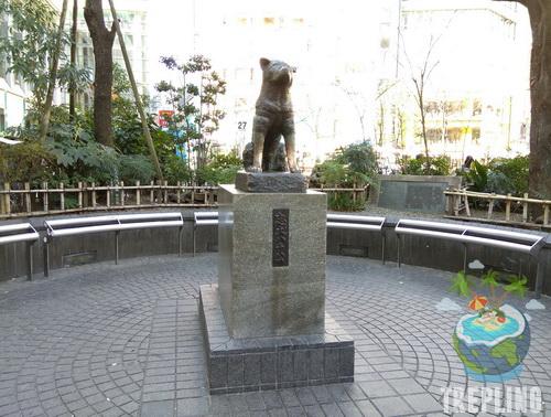 Hachiko, Ikon Shibuya Yang Tidak Pernah Padam