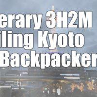 itinerary kyoto backpacker