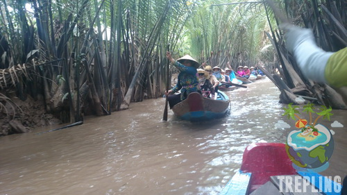 Itinerary 6H5M Keliling Kamboja - Vietnam Ala Backpacker