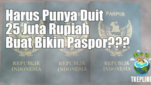 paspor 25juta