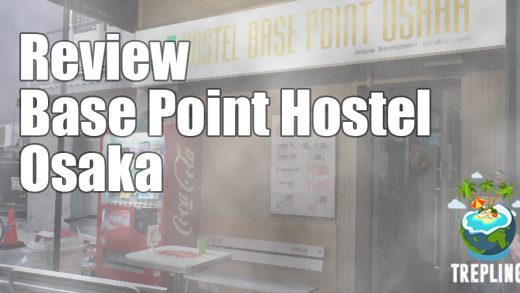 Review Base Point Hostel Osaka