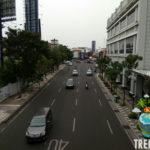 Taman Gantung Tunjungan Surabaya