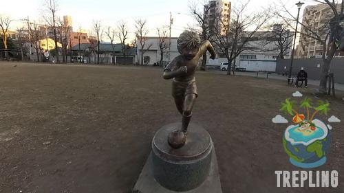 taro minaki statue 6