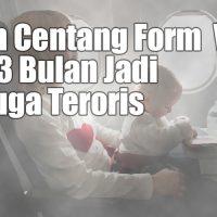bayi terduga teroris