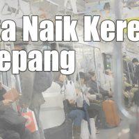 etika naik kereta jepang