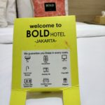 Review Bold Hotel, Jakarta