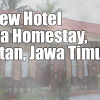 Review Araya Homestay, Pacitan, Jawa Timur