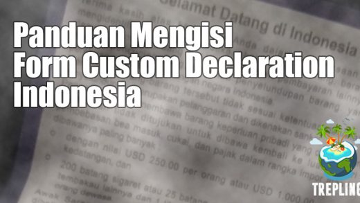 panduan mengisi form customdeclaration